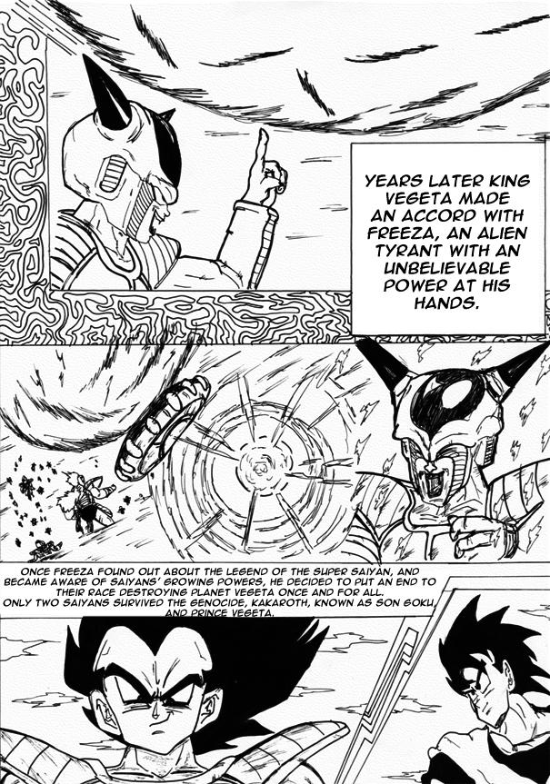 dragon ball af manga chapter 5